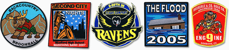 custom embroidered patches by fancystitch uk